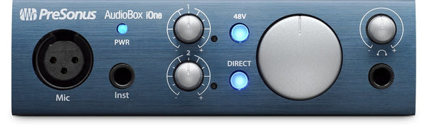 Presonus Audiobox iOne Channel (Refurb)