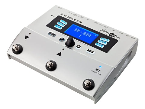TC Helicon Play Electric Vocal Effects Processor (Refurb)
