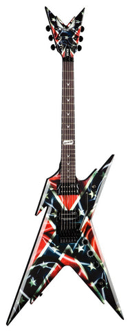 Dean Razorback Rebel with Case