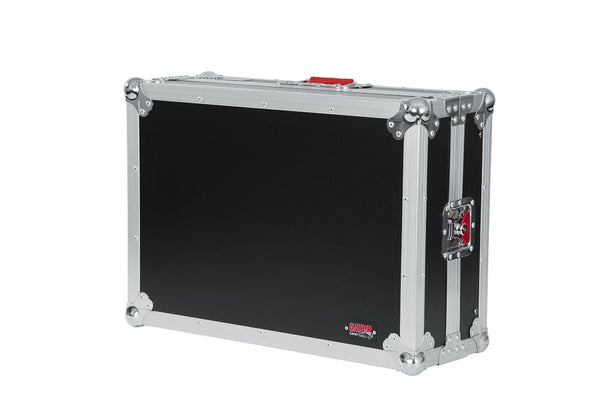 Gator G-TOURDSPUNICNTLC G-TOUR Universal Fit Road Case for Small Sized DJ Controllers with Sliding Laptop Platform
