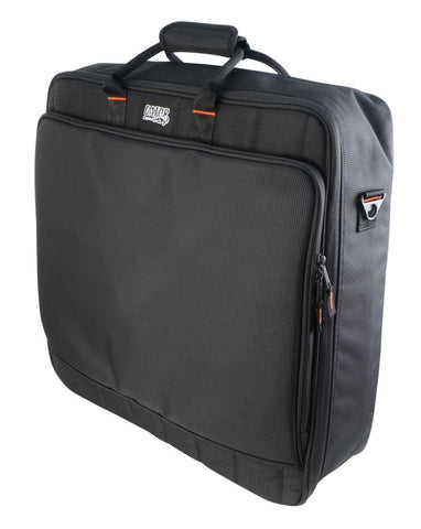 "GATOR G-MIXERBAG-2020Updated Padded Nylon Mixer Or Equipment Bag; 20"" X 20"" X 5.5"""