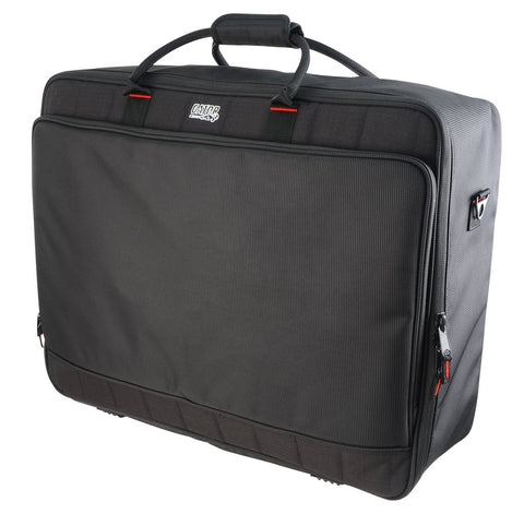 "GATOR G-MIXERBAG-2519 Updated Padded Nylon Mixer Or Equipment Bag; 25"" X 19"" X 8"""