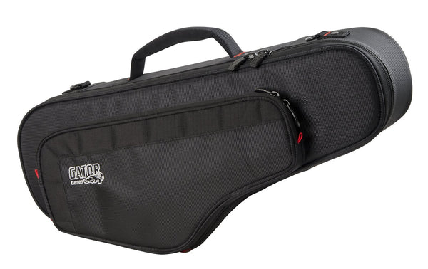 Gator G-PG-ALTOSAX Pro-Go series Alto Sax bag with micro fleece interior and removable backpack straps