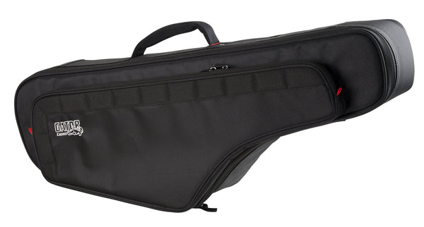 Gator G-PG-TENORSAX Pro-Go series Tenor Sax bag with micro fleece interior and removable backpack straps