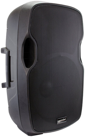 Gemini DJ AS-15BLU Powered Speaker Cabinet