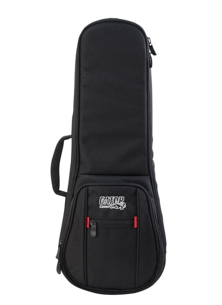 Gator G-PG-UKE-CON Pro-Go series Concert Style Ukulele bag with micro fleece interior and removable backpack straps