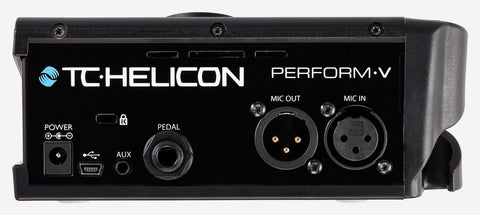 TC Helicon Perform V Vocal Processor