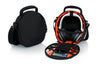 Gator Cases G-CLUB-HEADPHONE G-Club Series Carry Case for DJ Style Headphones & Accessories