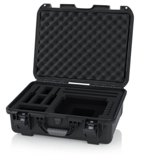 Gator G-INEAR-WP Water Proof Injection Molded Case for In Ear Monitor System
