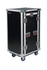 Gator 10U Top, 16U Side Audio Road Rack Case (G-TOUR 10X16 PU)