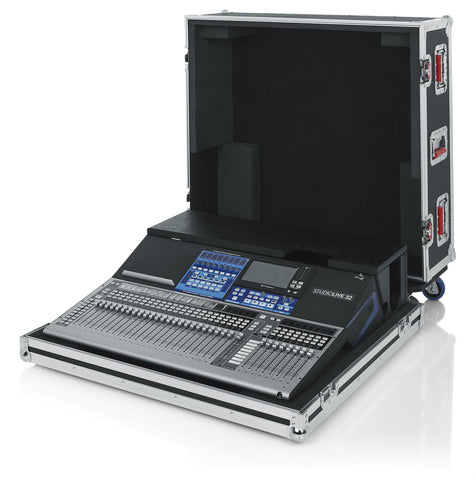 Gator G-TOURPRESL32III G-TOUR doghouse style case for Studiolive 32 III