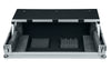 Gator G-TOURDSPUNICNTLA G-TOUR Universal Fit Road Case for Large Sized DJ Controllers with Sliding Laptop Platform