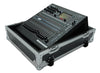 Gator G-TOURQU16 ATA Wood Flight Case for Allen & Heath QU16 Mixing Console with Doghouse Design