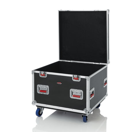 Gator Cases G-TOURTRK3030HS Truck Pack Trunk W/ Casters