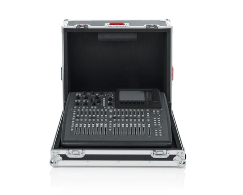 Gator Cases G-TOURX32CMPCTNDH Road Case For X32 Compact Mixer