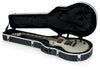 Gator GC-LPS Deluxe Molded Case for Single-Cutaway Electric Guitar OPEN BOX UNIT