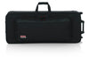 Gator 49 Note Lightweight Keyboard Case with Wheels