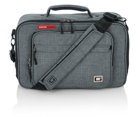 "Gator Cases Transit Series Equipment and Accessory Bag 16"" x 10""-Grey Other (GT-1610-GRY)"