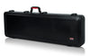Gator TSA Series ATA Molded Polyethylene Guitar Case for Bass Guitars