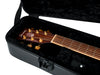 Gator TSA Series ATA Molded Polyethylene Guitar Case for Dreadnaught Acoustic Guitars