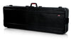 Gator TSA Series ATA Molded Polyethylene Keyboard Case with Wheels for 88-note Keyboards
