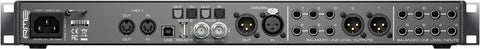 "RME Fireface UFX II 24 Bit / 192 kHz, 60-channel Hi-Performance USB 2.0 Audio Interface, 19"", 1RU"