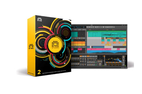 Bitwig Studio Music Production and Performance Software - Educational Version 2