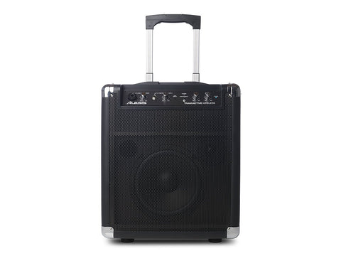Alesis TransActive Wireless | Portable 50W Powered Bluetooth Speaker System with up to 50-hour Rechargeable Battery - Refurbished