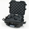 "Gator Waterproof case w/ diced foam; 7.4""x4.9""x3.1"""