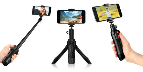 IK Multimedia iKlip Grip Smartphone Stand with Remote Shutter(refurb)