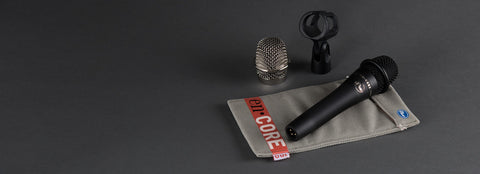 Blue Microphones enCORE 100 Black - Dynamic Handheld Microphone