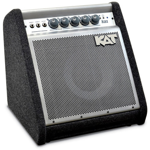 KAT Percussion KA1 50W 1x10 Digital Electronic Drum Set Amplifier Amp (Refurb)