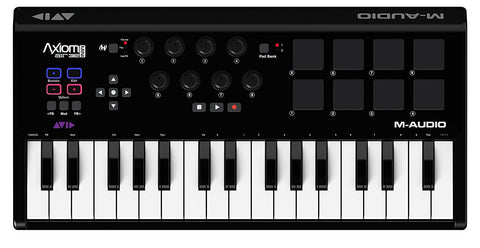 M-Audio Axiom AIR Mini 32 MIDI Controller Refurb