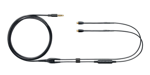 Shure RMCE-UNI Universal Communication Cable for Detachable SE Sound Isolating Earphones
