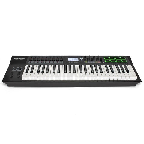 Nektar Panorama T4 49-Key Advanced MIDI Daw Keyboard Controller