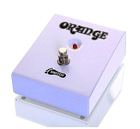 Orange Amplifiers FS-1 1-Button Guitar Footswitch