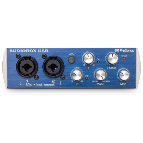 PreSonus AudioBox Stereo (Refurb)