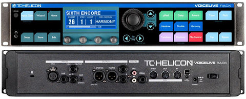 TC-Helicon VoiceLive Rack (Refurb)