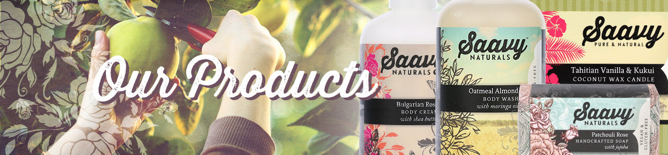Saavy Natural Products