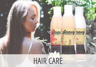 Saavy Naturals Shampoos and Conditioners
