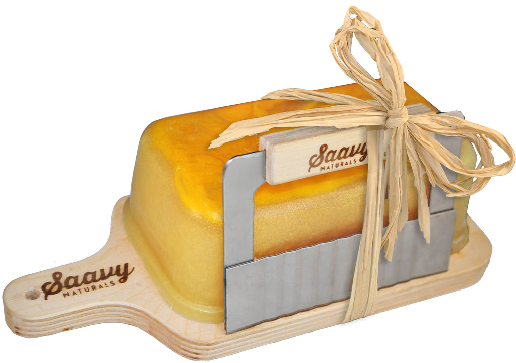 Jasmine Handcrafted 1lb. Soap Loaf Gift Set
