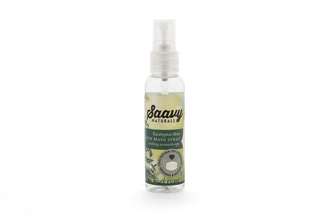 Eucalyptus Mint Cloth Mask Spray