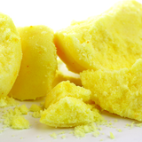 Natural and Organic Bath Bomb - Yuzu & Meyer Lemon