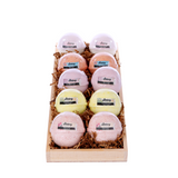 Natural And Organic Bath Bomb Gift Set