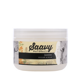 Natural and Organic Sugar Scrub - Jasmine