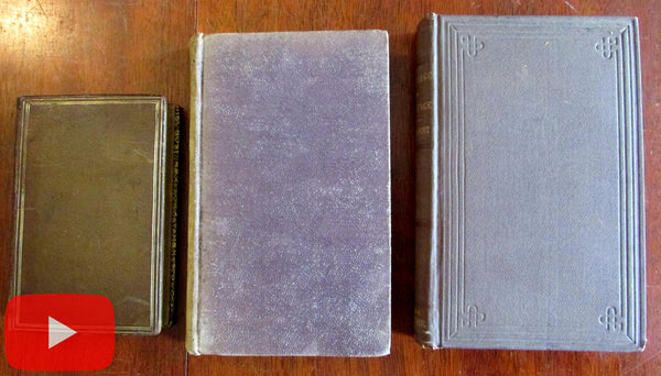 Motherhood Women's Studies in America 1842-66 lot x 3 books Marriage sexuality