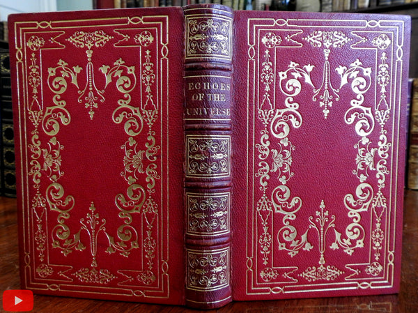 Occultism Mysticism Satan Heaven Hell 1850 Henry Christmas rare fine gift book