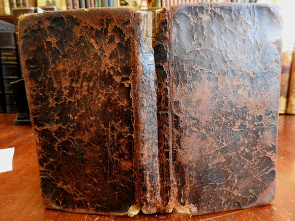 Holy War Shaddai Upon Diabolus 1794 Portsmouth NH John Bunyan rare American book