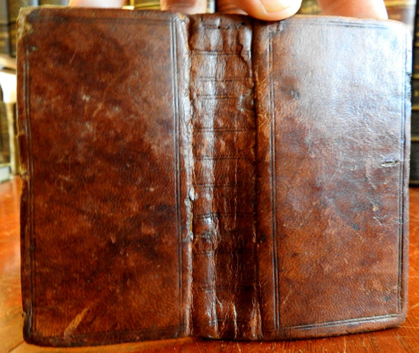 Cooking & Medicine 1661 Secrets Physicks Cookery Two rare works Leather Binding