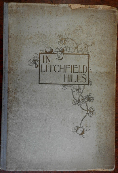 Litchfield Hills Connecticut 1897 by Marvin New England Photo History book